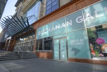 Buchanan Galleries - Entrance Matting / Recently installed INTRAform DM is creating a strong impression at the Buchanan Galleries in Glasgow, Scotland.