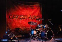 band backdrops