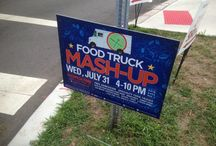 Food Truck Mash-Up 2013, Ridgefield Park, NJ | Recap / July 31, 2013