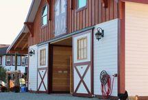 horse barn architecture