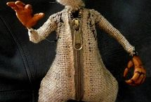 Puppet dolls