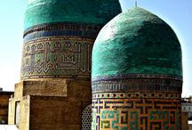 Caucasus, Middle East, & Central Asia / by BootsnAll Indie Travel