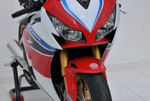 Honda CBR 1000 RR 2012/2016 by Ermax Design / Accessories, Aeromax screen, rear hugger, undertail