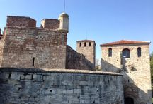 Baba Vida Fortress, Bulgaria / One of our stops on our Escorted Eastern Europe Viking River Cruise from Bucharest, Romania to Budapest, Hungary was to the Baba Vida fortress.   www.yourcruisesource.com