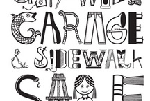 sale logo / design