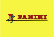 Panini stickers & albums