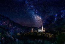замок Нойшванштайн, Германия (Neuschwanstein Castle, Germany)