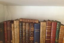 Part of my library / Antique book