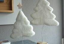 Knutselen / Kerstmis / by Anne-Marie Grispen