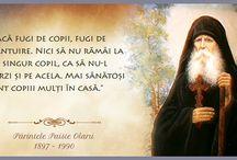 Citate Ortodoxe / Gânduri ale sfinților despre viața cu Dumnezeu