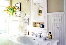 Bathroom Ideas / by Emilee Newell