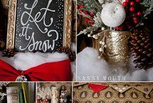Holiday Studio Decor