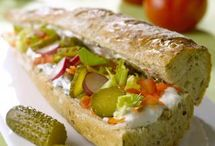 Sandwichs Croques