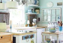 Decoração Cozinhas / Ideias e inspiração para decorar a cozinha com bom gosto...