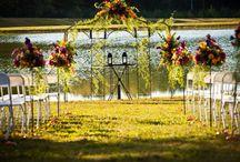 Wedding ideas/outdoor venue