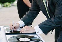 WEDDING // guest signin.