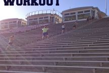 Stairs!! And other stuff :) / Gettin fit