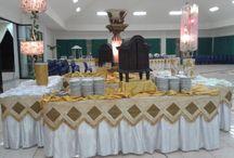 Berkah Catering - Wedding Catering at Gedung Langen Sidoarjo