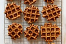 Recipes-waffle adventures