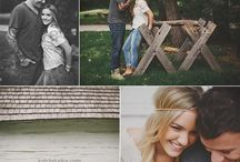 Couples - Shoot Ideas & Inspiration / A mix of couple portriats for inspiration and to mood board from.