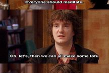 Black books, It Crowd... The best!