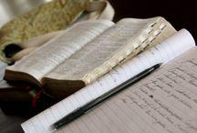Bible Study / by Margaret DeMars