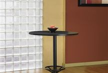 Tables / Stylish bistro tables, cafe tables, and office table solutions with incredibly style!
