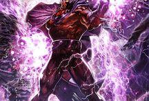 Magneto/ Eric Lensher