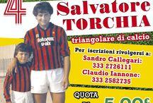 "4° Memorial Torchia Salvatore - Agosto 2015 / 4° Memorial ""Salvatore Torchia"" 22 Agosto 2015"