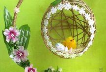 decoratiuni / aranjamente paste