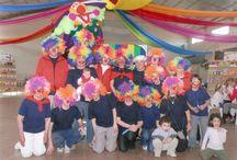 5ta. Feria del Libro Infantil (2009) / Feria del libro infantil organizada por la Biblioteca Cacuri junto al Sindicato Empleados de Comercio (Tres Arroyos, Argentina)