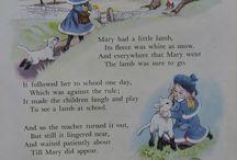 English poems for children
