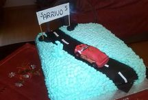 cakes cars