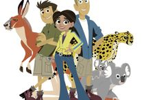 Kratts party ideas