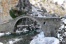 Zagoroxwria - Ioannina