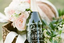 - champagne styled shoots -