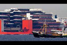 Ships and yachts