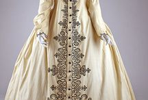 mid-19th Century Morning Dress