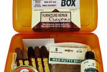 Timber Furniture Repair & Touch Up / Learn how to use furniture repair and touch up products as well as doing minor repairs on timber furniture modern or old including scratches, chips, splits, cracks and gouges.