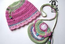 hats scarfs..