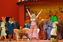 Crazy Opera Productions / Crazy Opera Productions - Scene shots from different opera houses in the world
