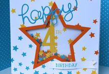 kid`s birthday card ideas