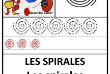 Graphisme Maternelle