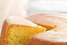 Tortas y galletitas