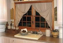 Primitive Curtains