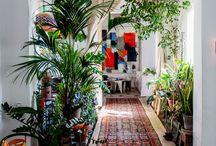 PASILLOS <Inspiración> / #ideas para #decorar el #pasillo de tu #casa