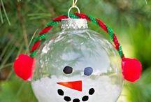 christmas diy / by Nancy Knight Miller