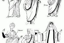 Rímsky odev