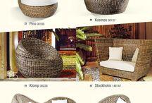 верёвка и мебель