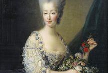 18th c., robes de cour: grand habit